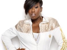 "Missy Elliot  ""Keeping it real"" sounds glib but Missy always looks like herself - comfortably glam."