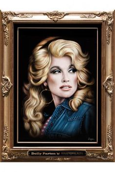 Oh Dolly I love you.  I'm not big on kitsch, but I love this :)