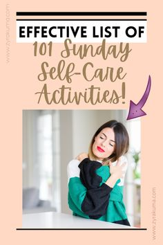 Are you looking for a list of self-care activities to do on a Sunday? Here are 101 self-care Sunday ideas to add to your self-growth bucket list. This is great if you're looking to take a break from building your business or looking for something relaxing to do. | #sundayselfcare | sunday self care activities | #selfcare | #selflove | self care sunday Sunday Activities, List Of Activities, Self Care Activities, Self Development, Personal Development, Sunday Routine, Dying Your Hair, Social Media Detox, Look At The Stars