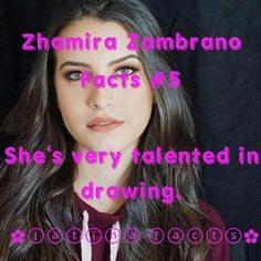 Zhamira Zambrano facts#5 🇻🇪