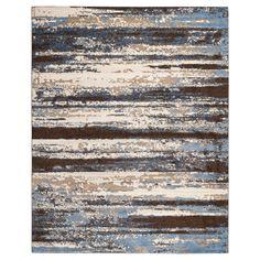 Rolland Area Rug - Cream/Blue - Safavieh, Off-White Multicolored