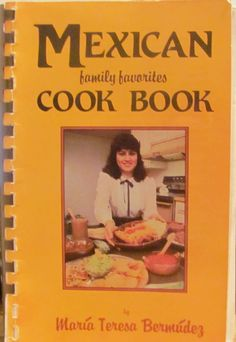 I bought this for $1,00 in Las Vegas 4-18-94 when we stopped at a bookstore before coming home.  It's got delicious Mexican recipes and they are absolutely easy to fix and taste so authentic.  (Since it's her own families recipes, it's easy to understand that it is authentic).   I love this cookbook.
