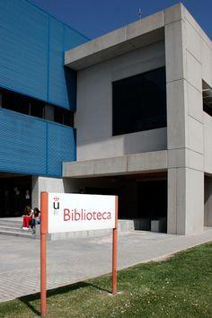 Biblioteca Campus de Alcorcón