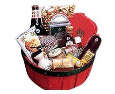 Taste of Wisconsin Gift Basket -