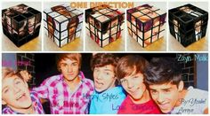This would the first and only rubix cube I would be able to figure out! :)
