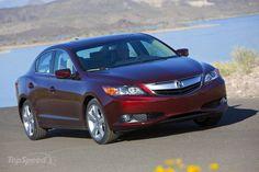 The Acura ILX is a compact luxury sedan for Honda's luxury brand Acura.