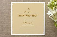 REVEL: Summer BBQ Invite