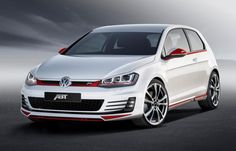 VW Golf GTI Mk7 ABT – As we all know by now, the standard Mk7 Golf GTI produces 162kW of power, while the Performance variant puts out 169kW. Working on Stage 1 tune for the base car, the ABT Mk7 Golf GTI will develop 198kW (270hp) from its 2.0-litre turbocharged four-cylinder engine. As if that's not enough, the German tuner is also working on a more potent Stage 2 that will see power go up to as high as 228kW (310hp).