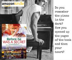 BLOG TOUR & GIVEAWAY: Before He Was A Secret (Starstruck, #3) by Becky Wicks - iScream Books