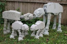 AT-AT Family pic.twitter.com/0sgfVZc3Nl #Cute #StarWars