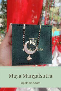 Diamond Mangalsutra, Gold Mangalsutra Designs, Gold Jewellery Design, Pendant Design, Fine Jewelry, Gold Jewelry, Statement Jewelry, Indian Jewelry, Fashion Jewelry