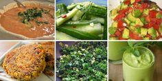 20 recetas alcalinas para incluir en tu dieta. ¡Aumenta la energía y adelgaza de forma fácil