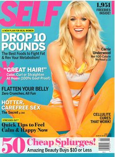 Love SELF Magazine. :-) :-)