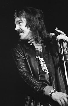 Captain Beefheart (born Don Vliet) - vocalist with a four and a half octave range, saxophonist, harmonica player and bandleader who defied categorization with musical experimental in multiple genres. He was a child art prodigy who befriended a young Frank Zappa before forming the Magic Band in 1964.