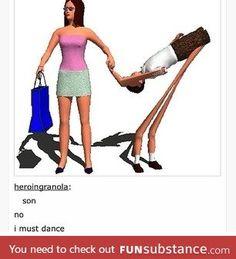 I Must Dance