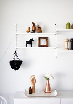 267 best string shelves images home decor living room bed room rh pinterest com