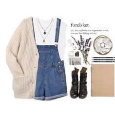 This outfit reminds me of miss honey from matilda therefore I love it! Look Fashion, 90s Fashion, Korean Fashion, Fashion Outfits, Indie Hipster Fashion, Quirky Fashion, Casual Outfits, Summer Outfits, Mode Jeans
