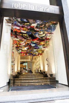 Roberto Cavalli Home Event - Milan Design Week 2014
