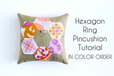 In Color Order: Search results for Hexagon