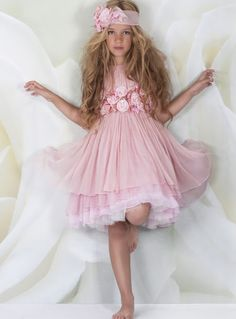 kirby-ann:  beautiful pink dress