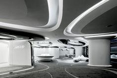 Futuristic Architecture: Sky SOHO Leasing Showroom / GAP Architects, Raymond Lau & Jerry Yin
