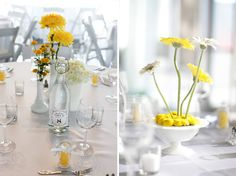 variety - via Grey Likes Weddings | Florals: Holly Fleur | Photos: Courtney Wilson Photography
