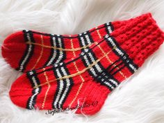Awesome Socks, Cool Socks, Burberry, Fashion, Knits, Socks, Moda, Fashion Styles, Fashion Illustrations