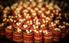 50 docinhos de casamento em cinco tendências - Cerimônia e Festa - iG