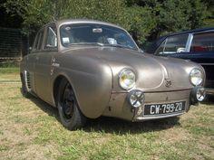 Renault Dauphine Custom