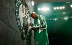 Kevin Garnett #Celtics