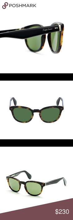 Polo Ralph Lauren sunglasses rl8130-p 5254/52 Polo Ralph Lauren luxury model sunglasses , looks real nice. Head turning piece. Perfect for everyday . We have all designer eyeglasses Polo by Ralph Lauren Accessories Sunglasses