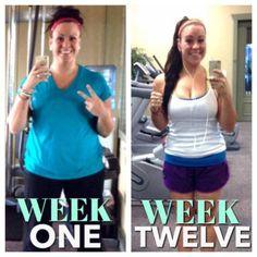 Jamie Eason LiveFit Challenge Recap #eatclean #fitness #beforeandafter