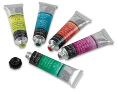 Blick Art Materials offers great discounts on art supplies online. Shop our huge selection of art supplies, crafts, fine art brands, creative projects & more. Artist Painting, Watercolour Painting, Watercolours, Cobalt, Sennelier Watercolor, French Impressionist Painters, Watercolor Branding, 257, Paint Tubes