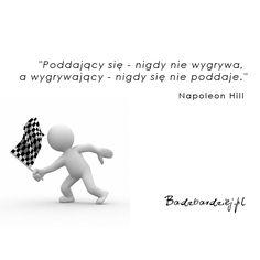 Bądź Bardziej i nigdy się nie poddawaj :)