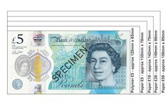 Everything you need to know about the new polymer £5 note