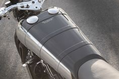 "The new Brough Superior SS100 Tank in ""Traditional"" Finishing"