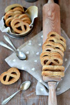 PANEDOLCEALCIOCCOLATO: Biscotti glutenfree perché senza Glutine è buono!!!!