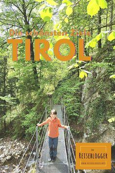 TIROL - Entdecke die schönsten Tirol Reiseziele ✔️ Wasserfälle, urige Hütten, schöne Bergseen Tirol ✔️ tolle Ecken in Tirol, die man bei einem Urlaub in den Bergen sehen sollte ✔️ Innsbruck, Bergen, Hiking With Kids, Ski Resorts, Road Trip Destinations, Alps, Mountains