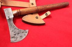 Custom Hand Forged From 1095 High Carbon Steel by huntingcraftuk