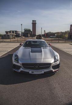 2015 Prior Design Mercedes-Benz SLS AMG PD900GT  #Prior_Design #Mercedes_Benz…