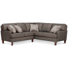 Giselle 2 Piece Sectional Set | Sectionals | Living Rooms | Art Van Furniture - the Midwest's #1 Furniture & Mattress Stores