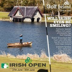 Flick through our Golf Ireland iMag with The Irish Independent. You'll get the lowdown on this years Irish Open including special offers from 90 of Ireland's Top Golf Courses. Ireland Golf Courses, Golf Ireland, Adventure Golf, Golf Magazine, Irish Eyes Are Smiling, Ryder Cup, European Tour, Summer Bucket Lists, Victorious