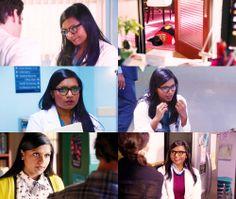 Mindy Kaling as Mindy Lahiri - The Mindy Project