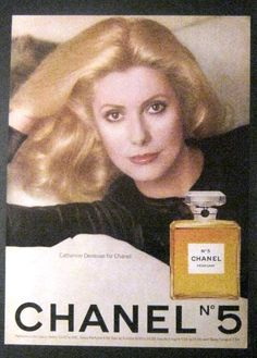 Vintage Chanel Perfume Ad - Bing Images
