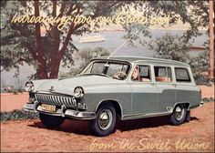 GAZ 1961
