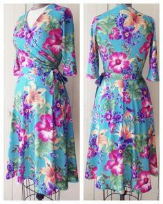 VVjersey dress free pattern