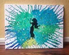 Horse Melted Crayon Art by CrayonGogh on Etsy
