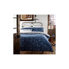 Bazaar Circles Blue Bedding