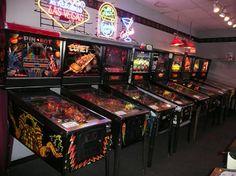 Arcade Games - Pool Tables - Alpha Amusements - Madison Heights - Michigan