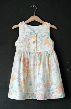 Handmade Japanese Cotton Dress | HelloTalaria on Etsy